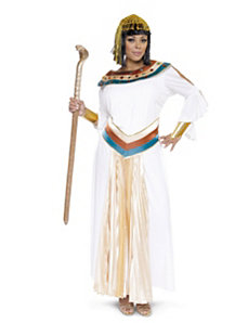 Cleopatra Adult Plus Costume by Paper Magic