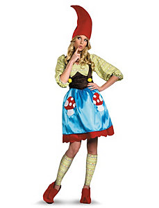 Ms. Gnome Adult Plus Costume by Disguise