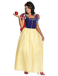 Snow White Deluxe Adult Plus Costume by Disguise