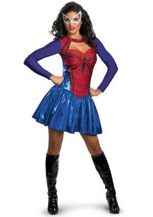 Spider - Girl Costume
