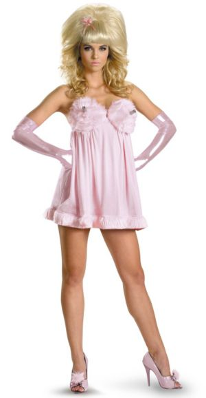 Austin Powers Sexy Fembot Deluxe Costume