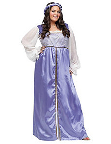 Lady Capulet Adult Plus Costume by Fun World