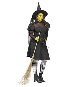 Ms. Wick'd Adult Plus Costume by Fun World