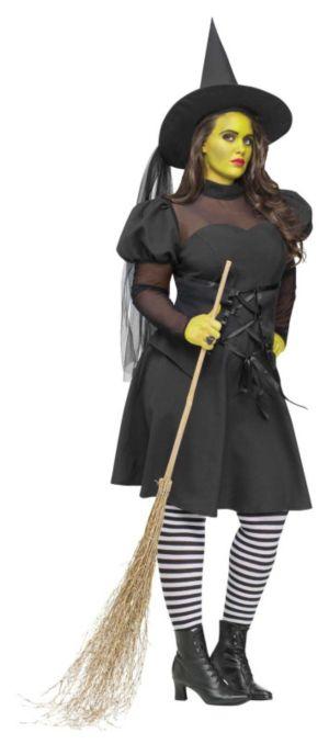 Ms. Wick'd Costume