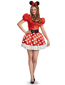 Minnie Mouse Classic Costume by Disguise