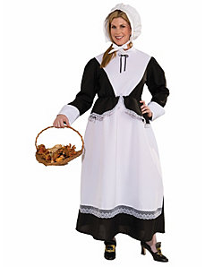 Pilgrim Woman Costume by Forum Novelties