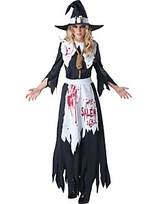 Salem Witch Costume by In Character Costumes