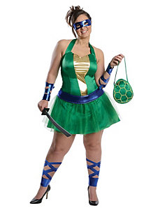 Teenage Mutant Ninja Turtles Leonardo Dress by Rubies Costumes