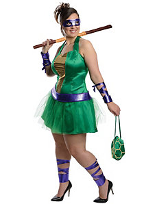 Teenage Mutant Ninja Turtles Donatello Dress by Rubies Costumes