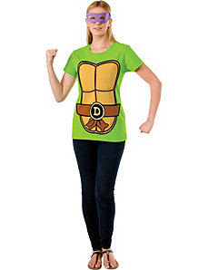 Teenage Mutant Ninja Turtles Donatello T-Shirt by Rubies Costumes