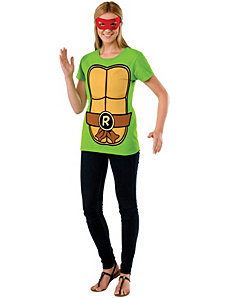 Teenage Mutant Ninja Turtles Raphael T-Shirt by Rubies Costumes