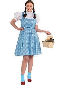 Wizard Of Oz Dorothy Costume by Rubies Costumes