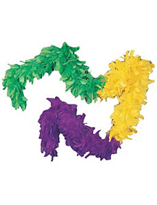 Mardi Gras Boa by Forum Novelties Inc