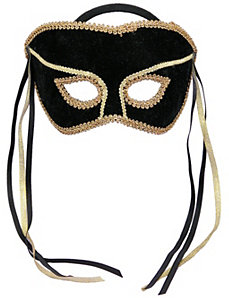 Black Couples Mask by Forum Novelties Inc