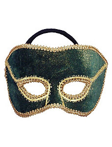 Mardi Gras Couples Mask by Forum Novelties Inc