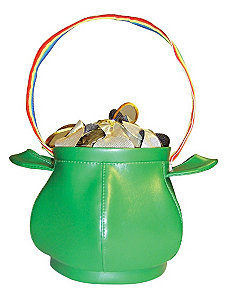 Pot of Gold Handbag by Rasta Imposta