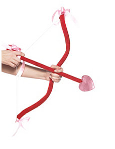 Deluxe Cupid Accessory Set Adult by Leg Avenue
