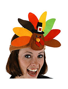 Turkey Headband by Elope