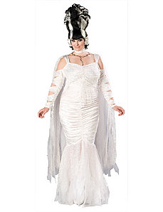 Bride Of Frankenstein Monster Elite Adult Plus by In Character Costumes