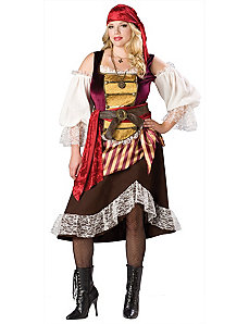 Deckhand Darlin' Plus Adult Costume by In Character Costumes