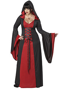 Deluxe Hooded Robe Costume by California Costume Collection