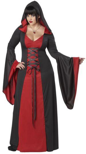Deluxe Hooded Robe Costume