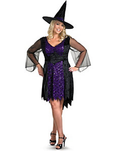 Brilliantly Bewitched Adult Plus Costume by Disguise