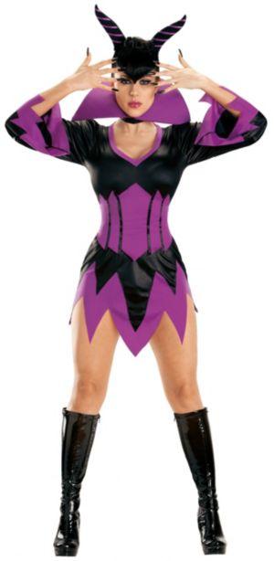 Seductive Sorceress Costume
