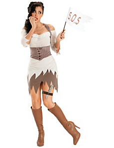Ship Wreck Sweetie Adult Plus Costume by ESCANTE