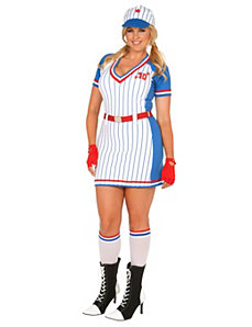All American Player Plus Adult Costume by Elegant Moments