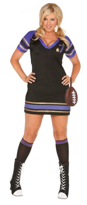 Quarterback Sneek Plus Adult Costume