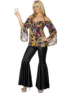 Hippie Costume by Smiffy's USA