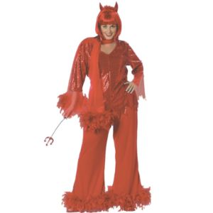 Red Hot Mama Costume