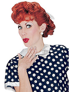 I Love Lucy  Wig by Fun World