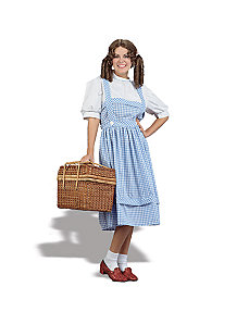 Dorothy Plus  Adult Costume by Peter Alan Inc