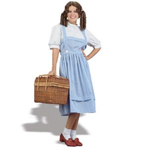 Dorothy Plus Adult Costume