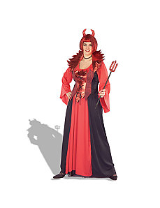 Devil Queen Plus  Adult Costume by Forum Novelties Inc