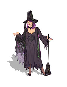Mystic Witch Plus  Adult Costume by Forum Novelties Inc