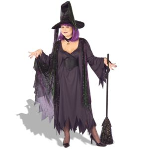 Mystic Witch Plus Adult Costume