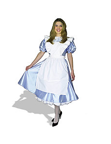 Alice Plus  Adult Costume by Charades Costumes