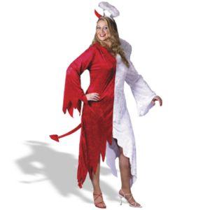 1/2 Devil, 1/2 Angel Costume