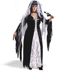 Coffin Bride Costume