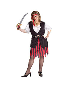 Pirate Woman Plus Size Adult Costume by Forum Novelties Inc