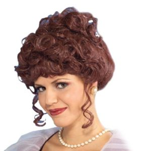 Victorian Lady Wig