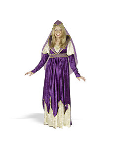 Maiden of Verona Plus Adult Costume by Charades Costumes