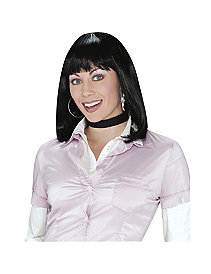 Classic Beauty Deluxe Wig Black by Fun World