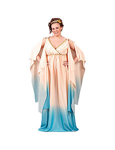 Atlantis Queen Plus Adult Costume by Fun World