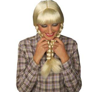Inga from Sweden Wig (Blonde)