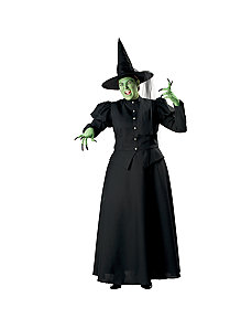 Wicked Witch Plus Elite Collection Adult by In Character Costumes