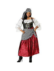 Pirate's Wench Plus Elite Collection Adult by In Character Costumes